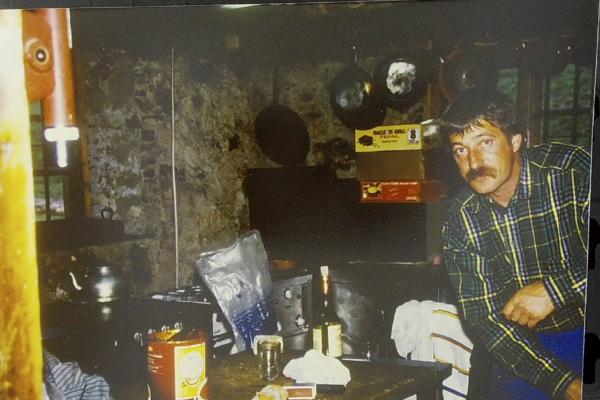 1991 - patrick en cuisine